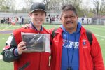 Boys Track and Field 4th at Marion Relays; Neubauer Meet MVP