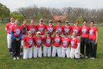 Softball vs New Prairie - Jackie Robinson Day (April 23)