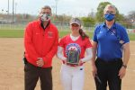 Emily Kidwell Recognized with Jackie Robinson Award