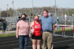 Boys and Girls Track and Field Senior Night 2021