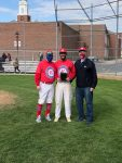 Brendon Foster Recognized with Jackie Robinson Award