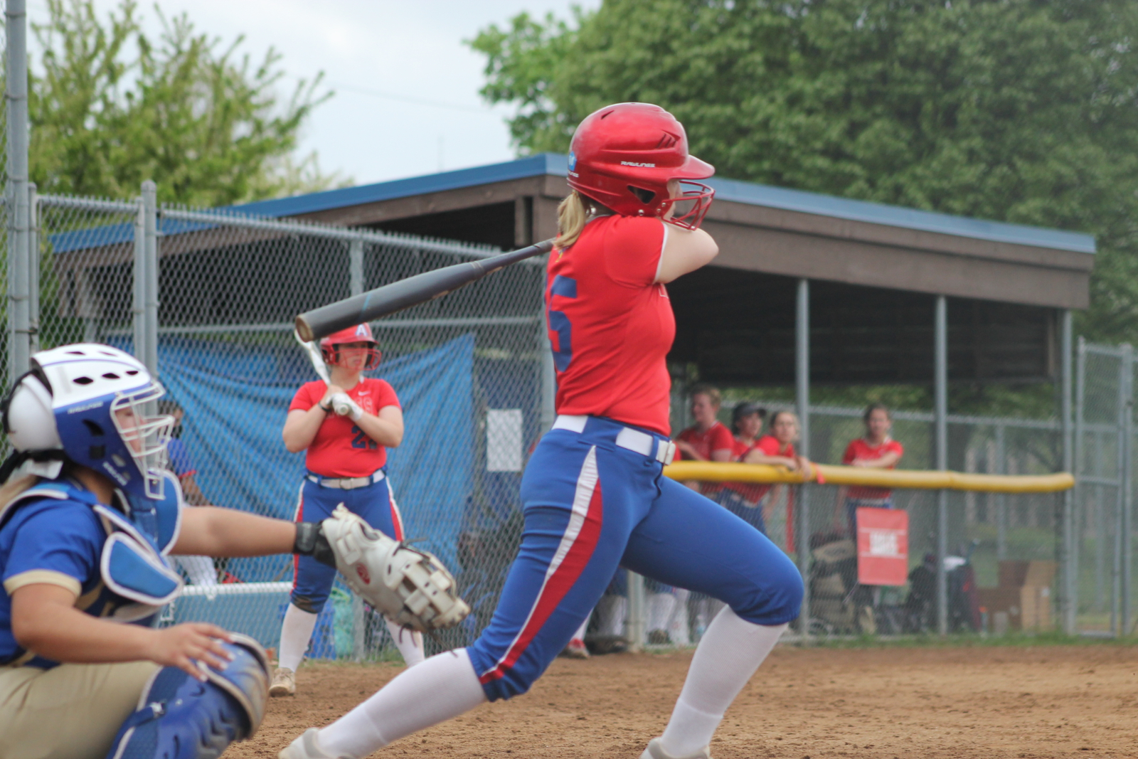 Softball vs Elkhart (May 3)