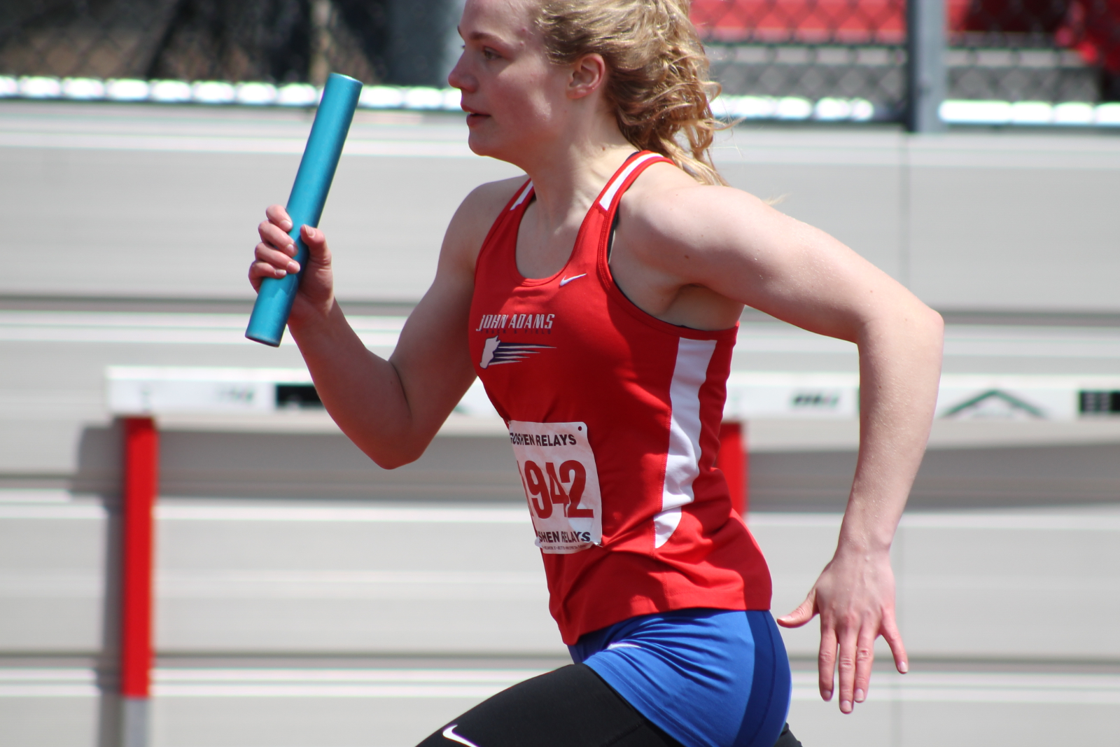 Girls Track and Field Goshen Relays (May 8)