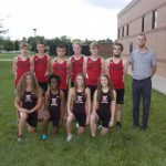 Info – Cross Country Sectionals