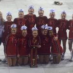 Cheerleaders earn 2nd in State!
