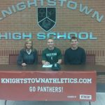Drake Peggs signs with EMU!