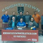 Lyall Signs with Ancilla!