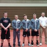 Four Wrestlers Advance to Semi-State!