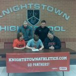 Cameron Fender signs with Indiana Tech