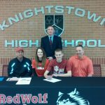 Willey signs with IU East!