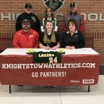 Cleek signs with Wright State – Lake Campus!