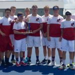 Panther Boys Varsity Tennis Wins the Waldron Invitational