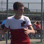 Varsity Tennis beats Southwestern 4-1