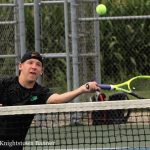 Panther Tennis wins their 10th in a row