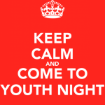 Info – Youth Appreciation Night