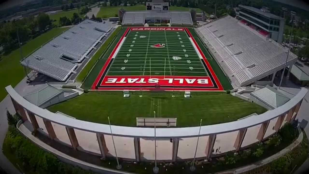 Reminder –  T.E.C. Football at Ball State