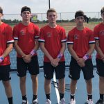 Panther tennis sweeps Shenandoah 5-0 in Home opener