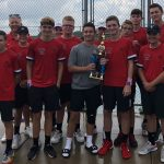 Knightstown Tennis Wins the Waldron Invitational.