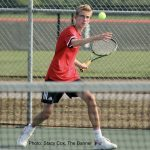 Knightstown Tennis sweeps Union County 5-0