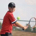 Panther Tennis Shuts Out New Castle 5-0