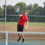 Panther Tennis Finishes Regular Season Undefeated at 18-0
