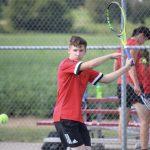 Knightstown Tennis beats rival Centerville 3-2