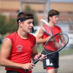 Panther Tennis takes down Lincoln 4-1