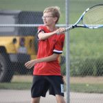 Knightstown Tennis Shuts Out Winchester 5–0