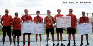 2018 Henry County Tennis Champs