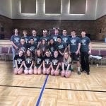 Athletic Council Participates in Unified Basketball