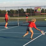 KIS Tennis falls to Waldron 6 – 3