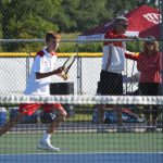 Panther Tennis Sweeps Union County