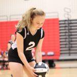 Girls Junior Varsity Volleyball sweeps Anderson Prep. Academy 2 – 0