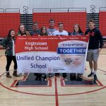 KHS Earns Champions Together Banner!