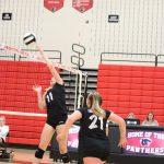Girls Varsity Volleyball beats Waldron 3 – 1