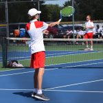 Knightstown Tennis Beats Triton Central 4-1