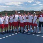 Varsity Tennis Sweeps Southwestern Shelby