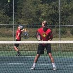 KIS Tennis falls to Blue River Valley 6 – 3