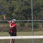 KIS Tennis beats Shenandoah 2 – 1