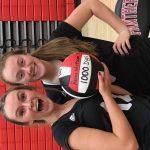 Girls Varsity Volleyball beats Daleville Jr-Sr Hs 3 – 1
