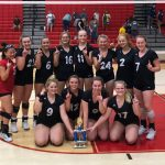 Varsity Volleyball wins Panther Invite