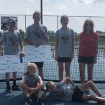 McDaniel & Steimel Win #1 & #2 Singles Championships at KIS Tennis County Tourney
