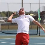 Panther Tennis Wins Sectional Round Two