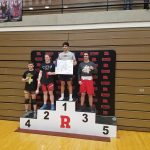 Boys Varsity Wrestling Sends Three to Semi-State
