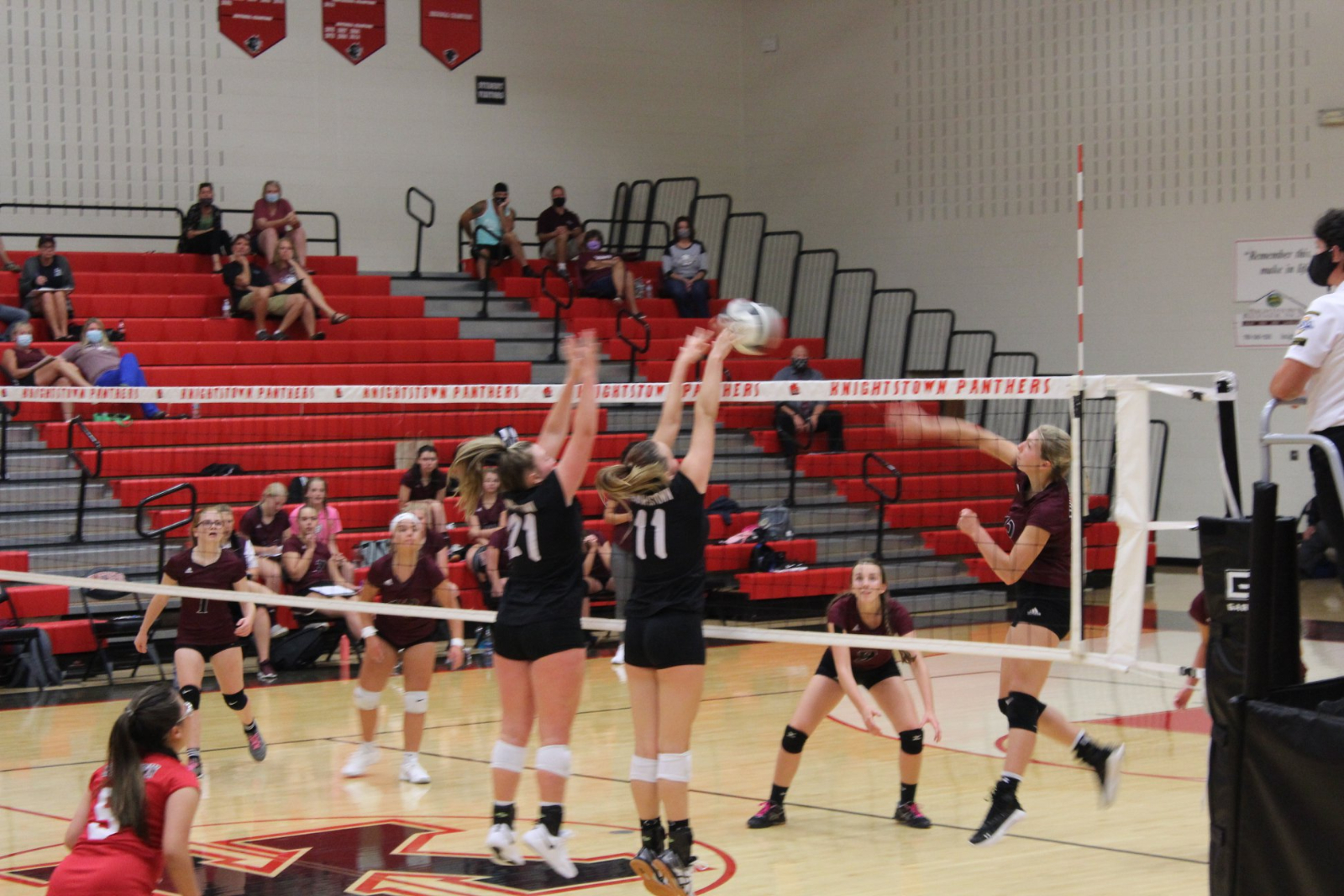 KHS 3-0 Win Over South Decatur