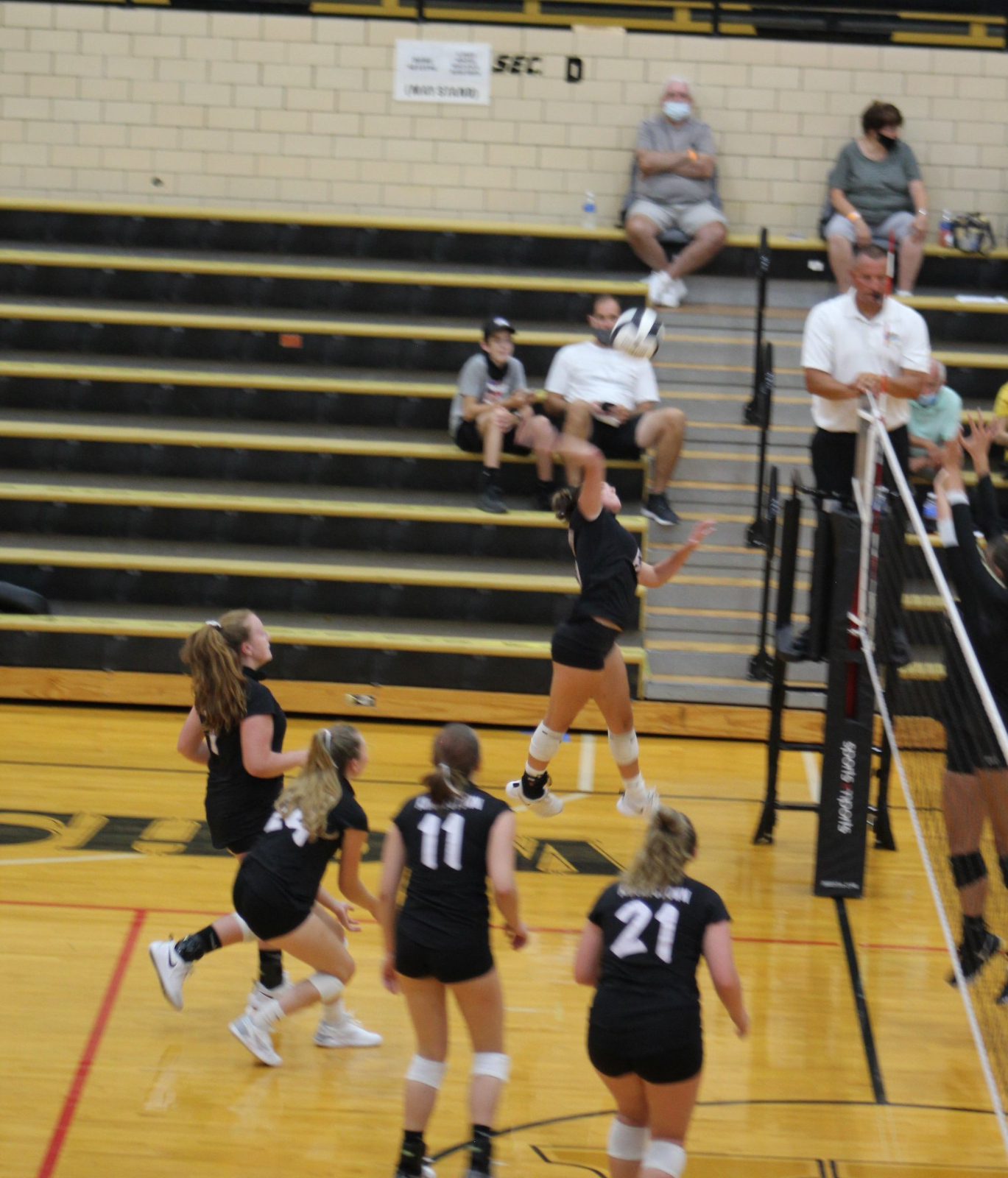 KHS wins 3-0 at Winchester