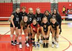 Girls Varsity Volleyball wins Panther Invite 3 – 0 for the day