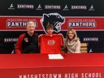 Dalton Signs With IWU