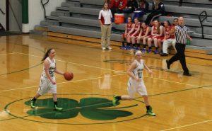 Girls' JV/V Basketball (SP and Eminence)