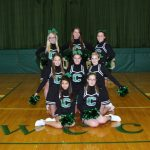 Clover Cheerleaders to be on Operation Basketball!